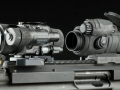 GS-1500 NVG Weapon Mount w/ NVG