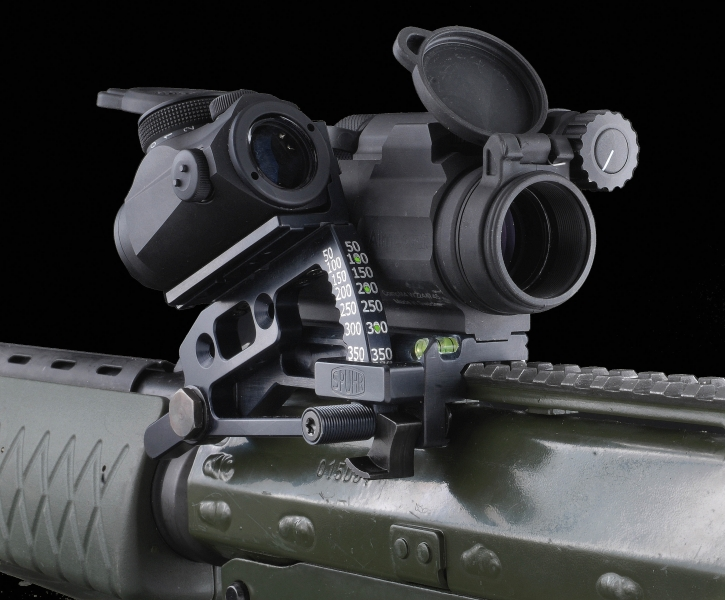 Grenade Launcher Sight Mount The Home Of Innovation