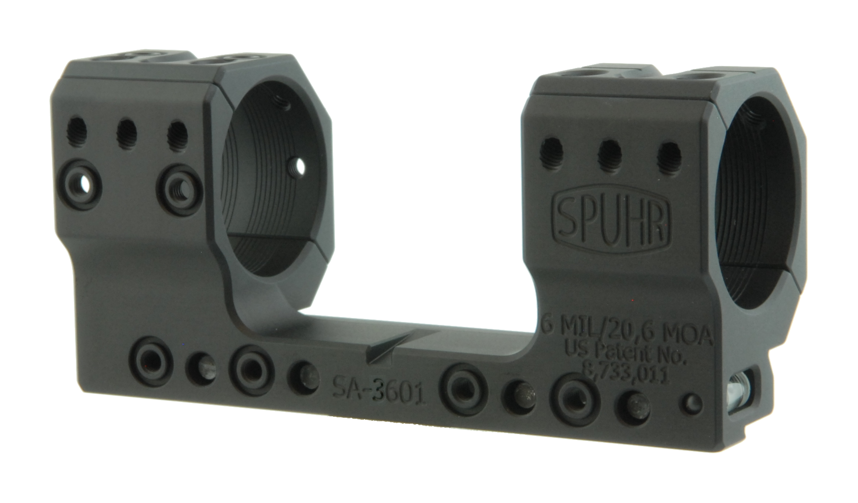 "SA-3601 Scope Mount Ø30 H35mm/1.378"" 6MIL AI"