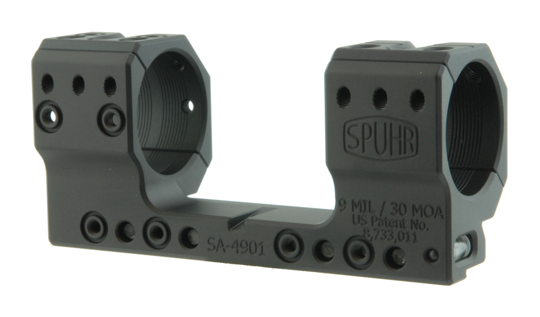 "SA-4901 Scope Mount Ø34 H35mm/1.378"" 9MIL AI"