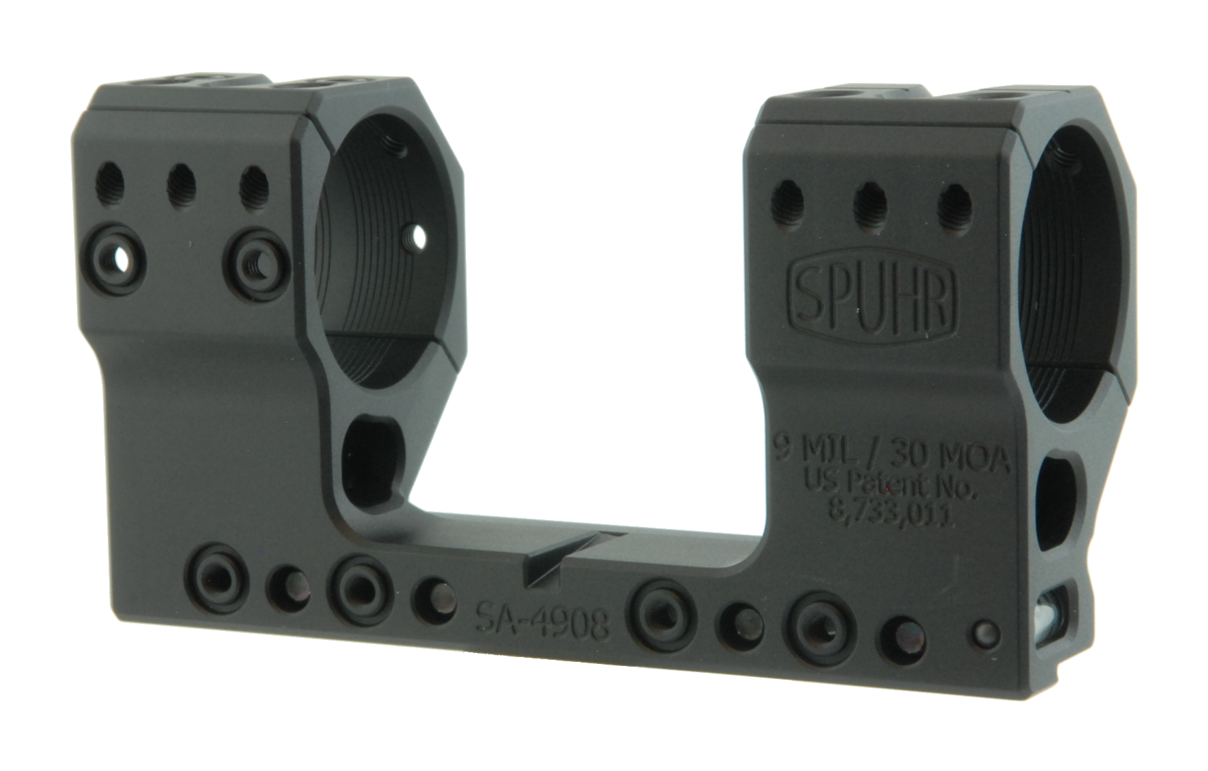 "SA-4908 Scope Mount Ø34 H44mm/1.732"" 9MIL AI (NVG)"