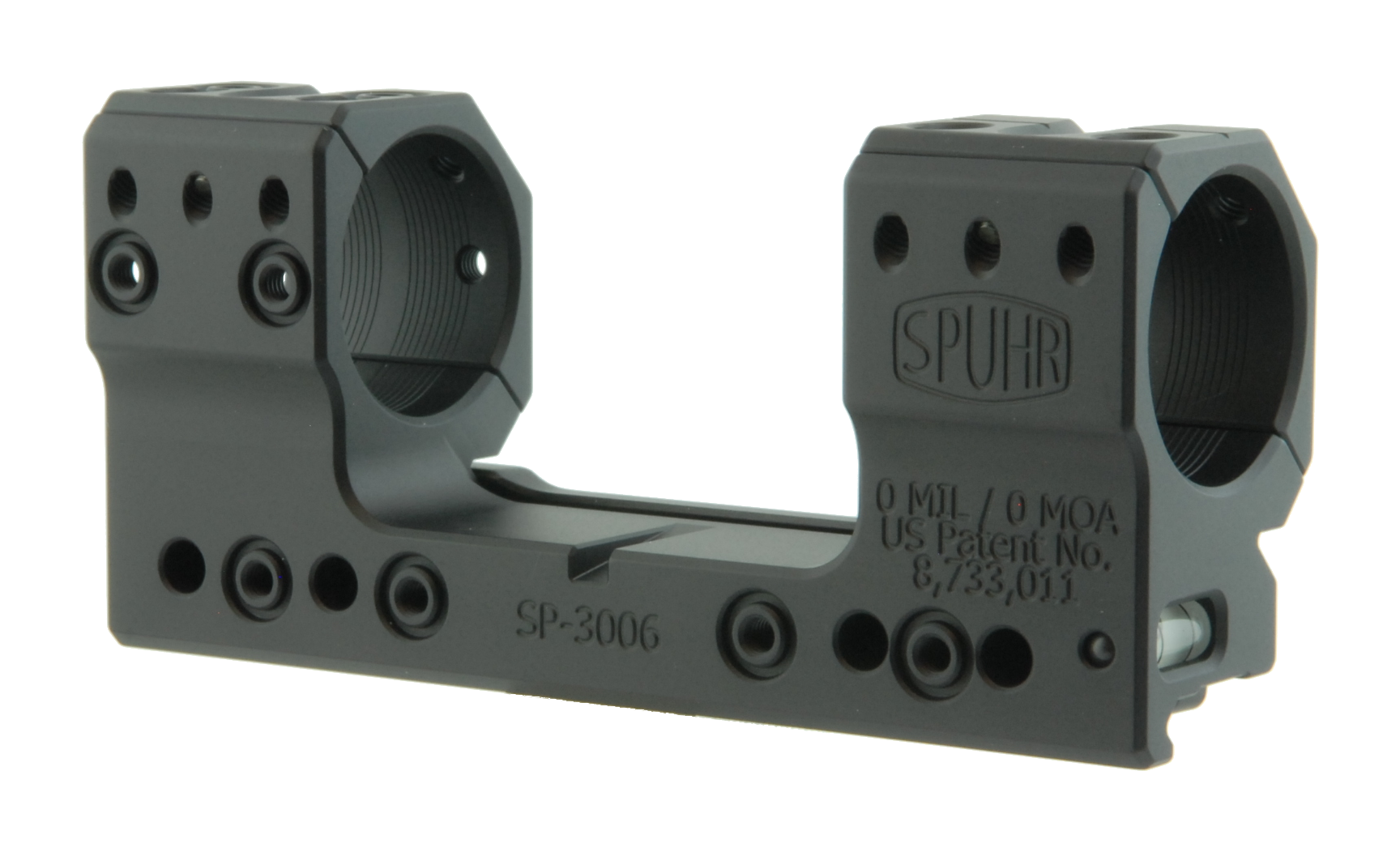 "SP-3006 Scope Mount Ø30 H34mm/1.35"" 0MIL PIC"