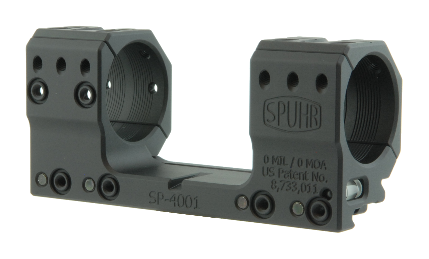 "SP-4001 Scope Mount Ø34 H30mm/1.181"" 0MIL PIC"
