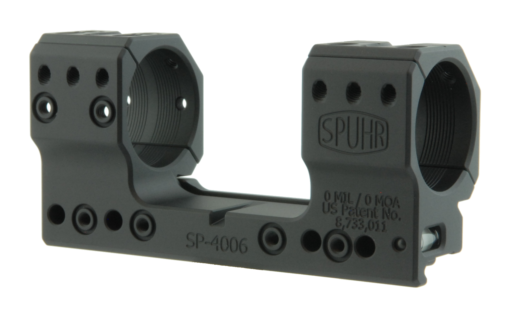 "SP-4006 Scope Mount Ø34 H34mm/1.35"" 0MIL PIC"