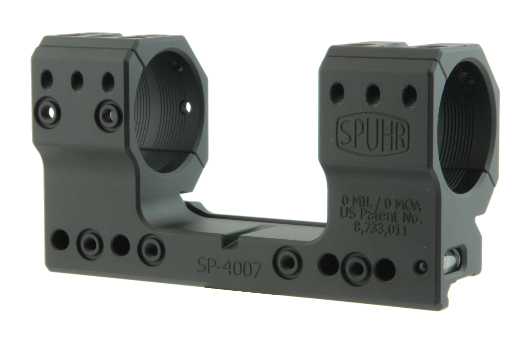 "SP-4007 Scope Mount Ø34 H39mm/1.535"" 0MIL PIC"