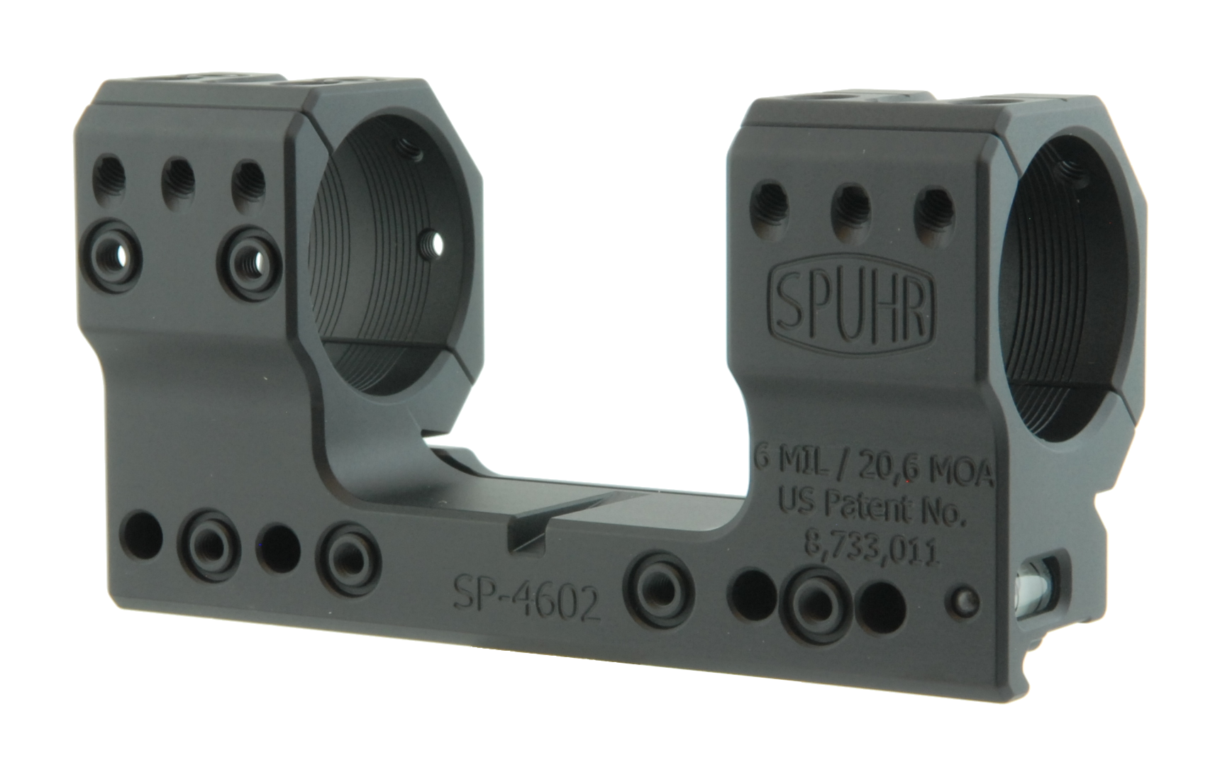 "SP-4602 Scope Mount Ø34 H38mm/1.5"" 6MIL PIC"
