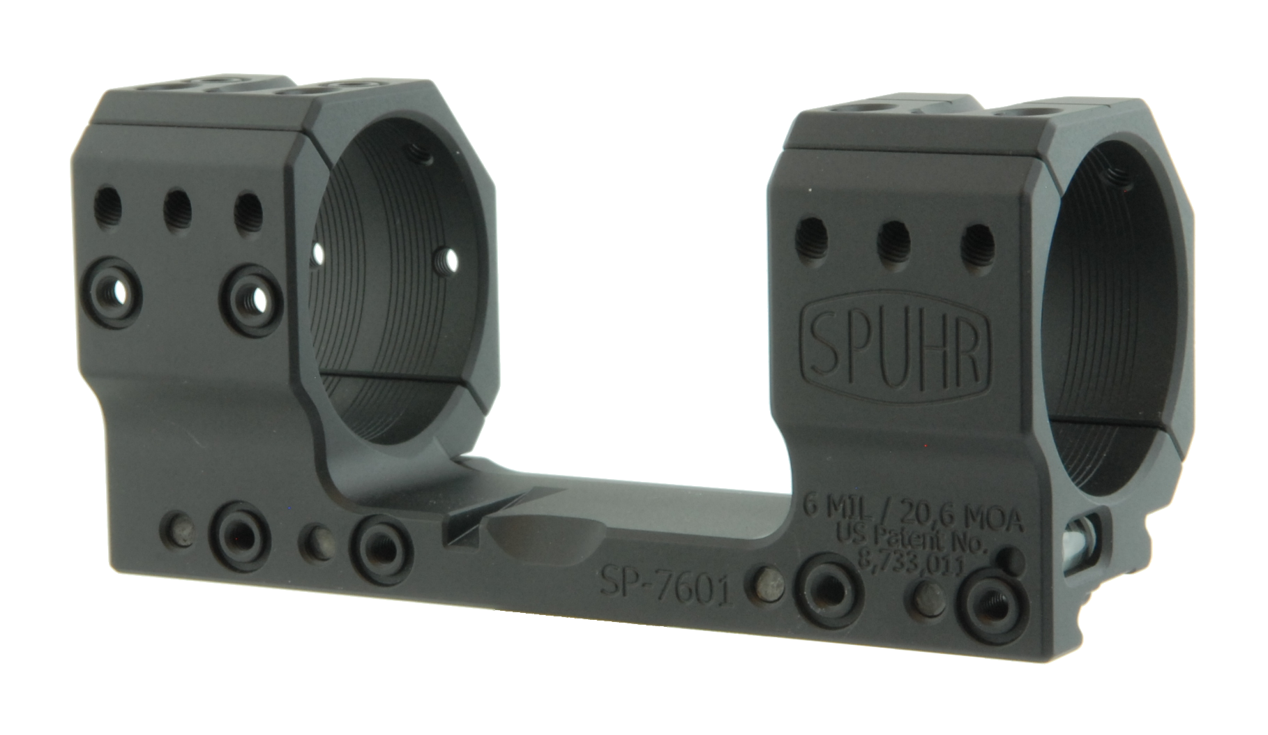 "SP-7601 Scope Mount Ø40 H30mm/1.181"" 6MIL PIC"