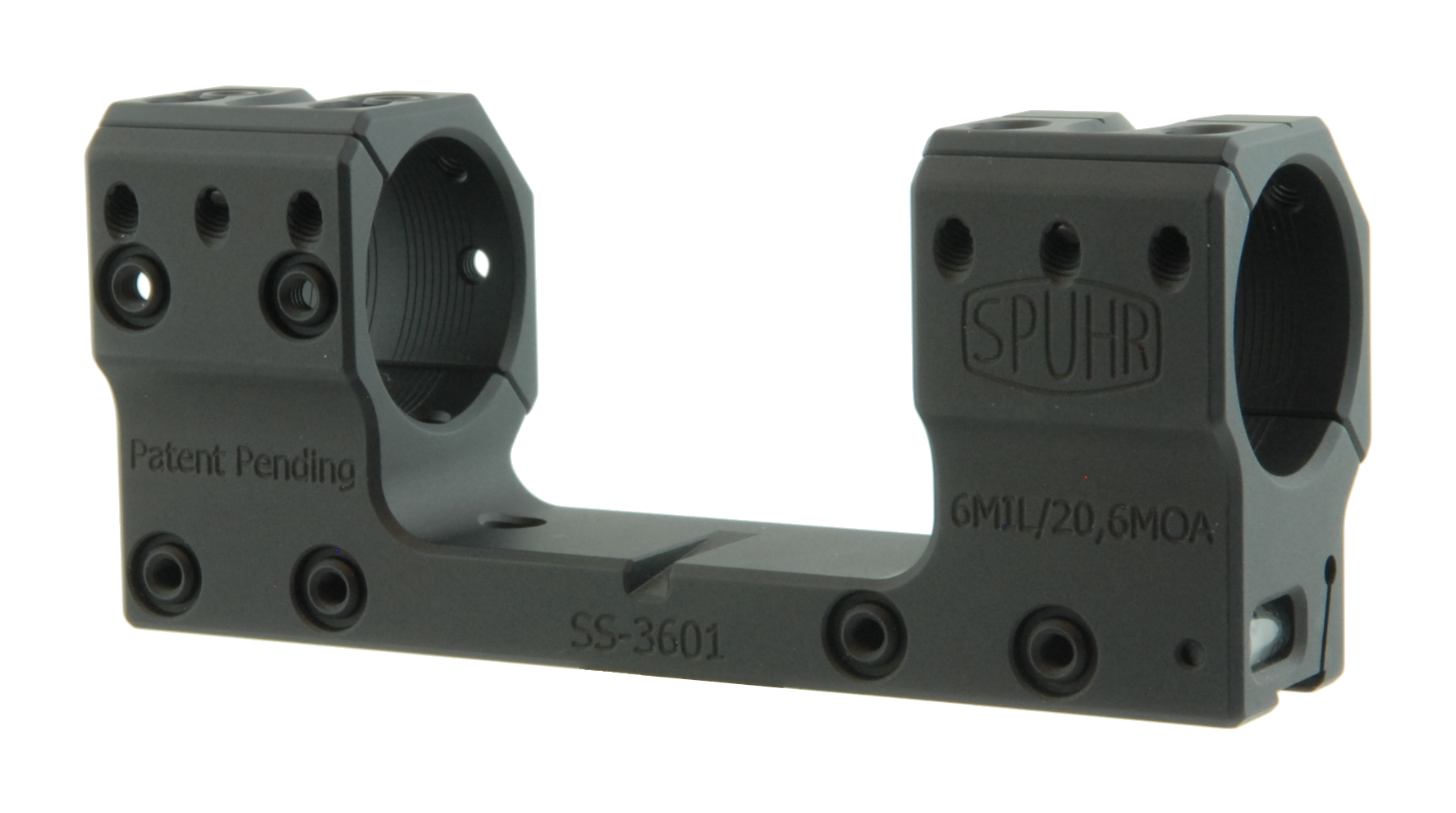 "SS-3601 Scope Mount Ø30 H30mm/1.181"" 6MIL Sauer"