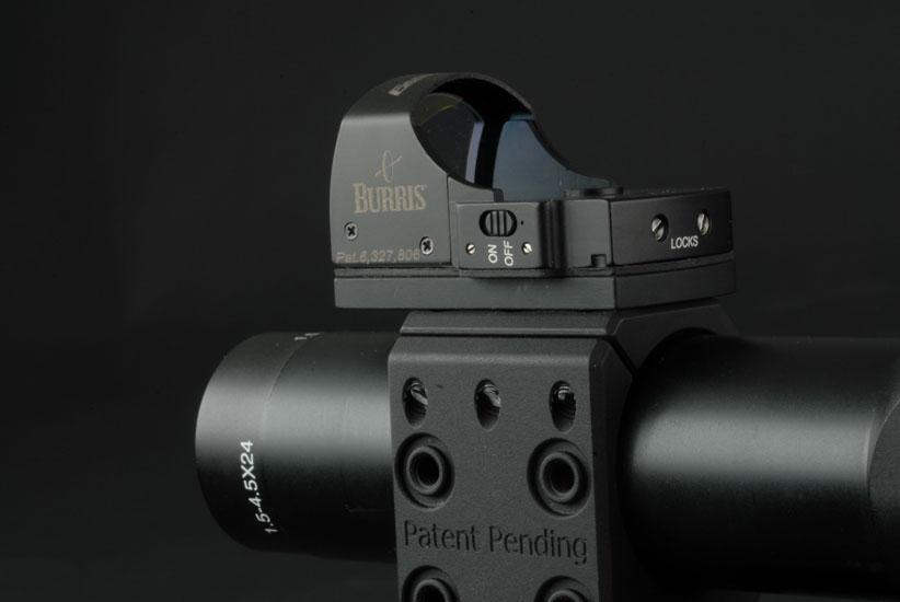 SR-3000 montage